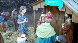 Gloria! Nativity Scene