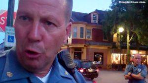 Former Officer John